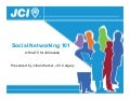 Social Networking 101 for JCI Canada