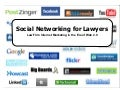 Social Networking For Lawyers Webinar