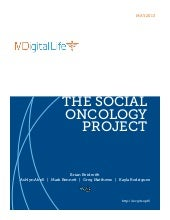 The Social Oncology Report 2013