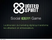 Social Realty Game (SRG) - Concept ...