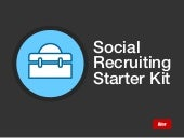 The Social Recruiting Starter Kit