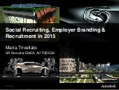 Social Recruiting, Talent Acquistio...