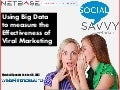NetBase Social Savvy Webinar on Social Sharing and Socially Viral Video