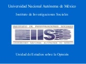 Social Science From Mexico Unam 028