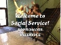 Social Service - Sophomore Inservice