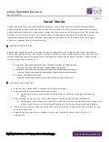 TAP Tip Sheet - Social stories