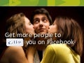 "Get More People to ""Like"" You on Facebook"