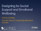 Designing for Emotional Wellbeing