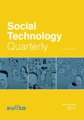 Social technology quarterly Vol 1 i...
