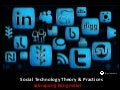 Social technology theory & practices for professional