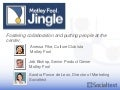 Socialtext Motley Fool's Social Intranet is Jingle