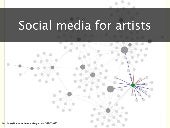Social Web For Artists