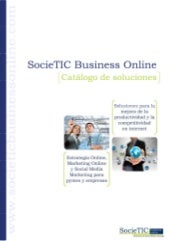 Societic Business Online, catálogo ...