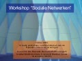 Sociale Netwerken (Social Networks & Libraries)