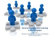 Social & Collaborative Learning in ...