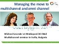 Multichannel and omnichannel - managing the move