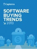 Capterra Software Buying Trends Industry Report 2013