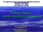 Software D Space 4 Gerenciamento