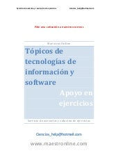Software basico tics seguridad info...
