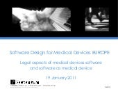 Software design for_medical_devices...