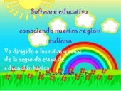 Software educativo el zulia[1]