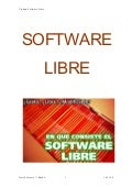 Software libre doc
