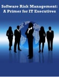 Software Risk Management for IT Execs CAST
