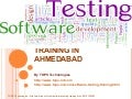Software testing training in ahmedabad by tops technologies