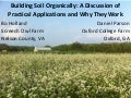 Southern SAWG--Building soil organically: how and why organic management works