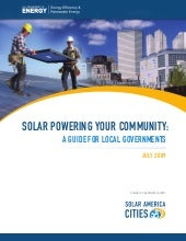 Solar powering your community, a gu...