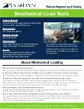 SolarDock Mechanical Load Testing Info Sheet