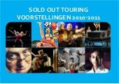 SOLD OUT Amsterdam seizoen 2010|2011