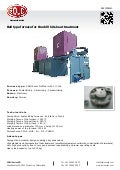 Bell type furnace for precision machinery components