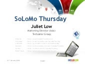 SoLoMo Thursday | Target: Audience