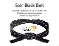 Solr Black Belt Pre-conference