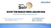 Boost the Search with Apache Solr