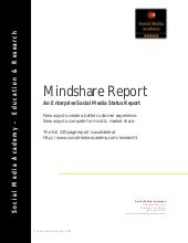 Mindshare Report - Executive Summar...