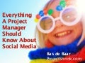 Everything A PM Should Know About Social Media (short version)