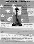 Some Gave All registration form (2011)
