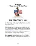 Some gave all save the date 2013