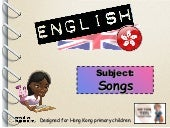 Tom's TEFL - 35 Children's Songs