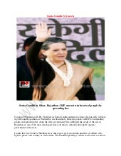 Sonia Gandhi campaigns for assembly...