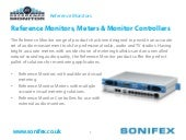 Sonifex reference-monitor-products