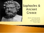 Sophocles ppt
