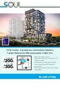 Soul Condos presented by Fram Building Group , Toronto Condos