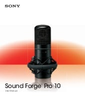 Soundforgepro10 Manual Enu