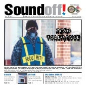 Soundoff jan 9, 2014