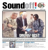Soundoff March 21, 2013