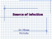 Source of infection
