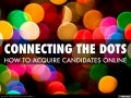 Sourcing Candidates Online